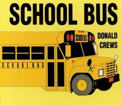 School Bus Board Book book