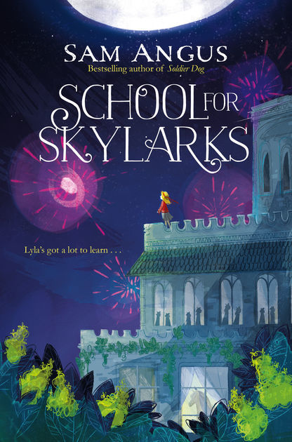 School for Skylarks book