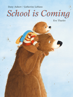 School Is Coming book