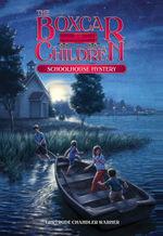 Schoolhouse Mystery book