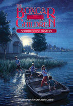 Schoolhouse Mystery book