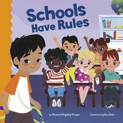 Schools Have Rules book