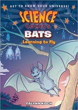Science Comics: Bats book