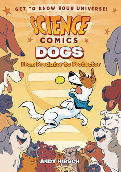 Science Comics: Dogs book