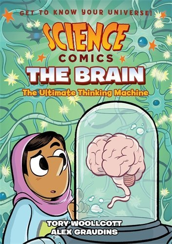 Science Comics: The Brain book