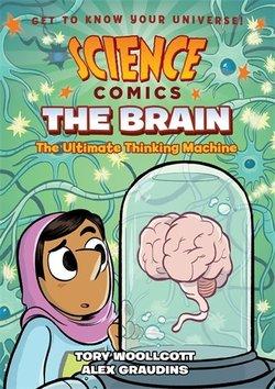 Science Comics: The Brain book