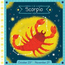 Scorpio book