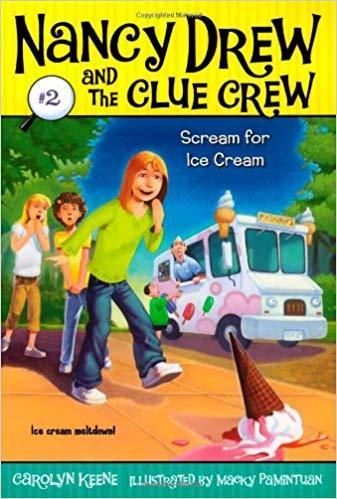 Scream for Ice Cream book