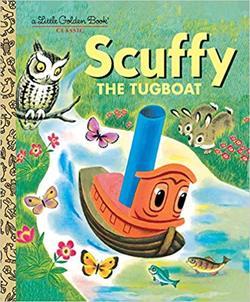 Scuffy the Tugboat book
