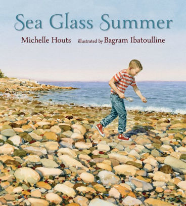 Sea Glass Summer book