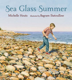 Sea Glass Summer book
