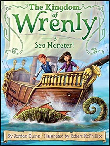 Sea Monster! book