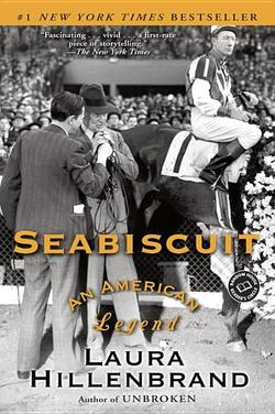Seabiscuit: An American Legend book