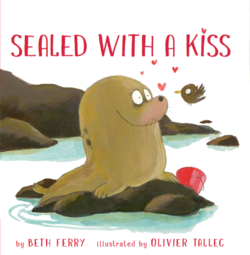 Sealed with a Kiss book