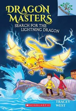 Search for the Lightning Dragon book