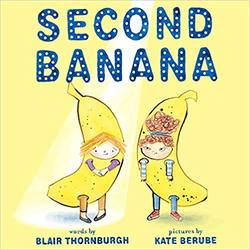Second Banana book