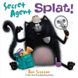 Secret Agent Splat! book