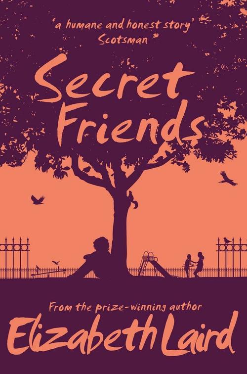 Secret Friends book