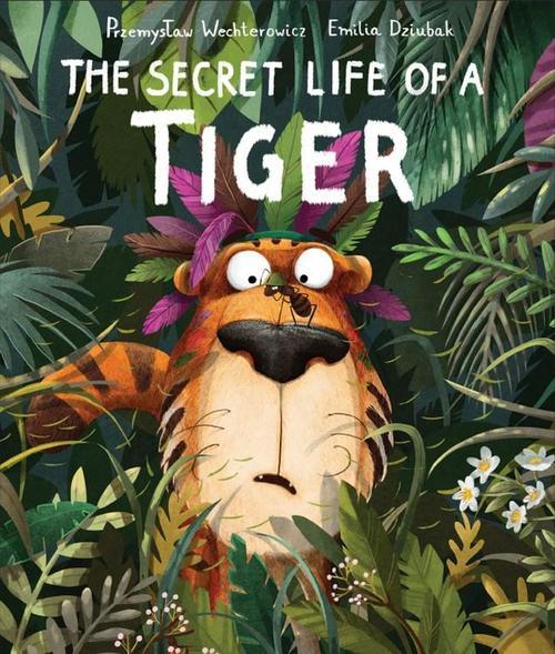 Secret Life of a Tiger book