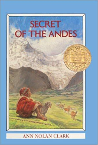 Secret of the Andes book