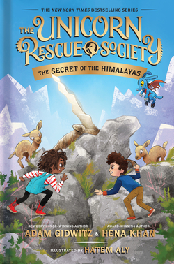 Secret of the Himalayas book