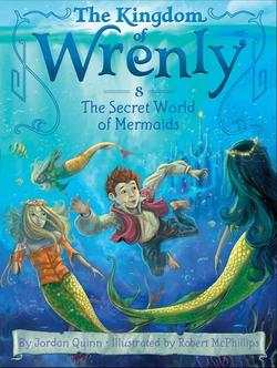 Secret World of Mermaids, Volume 8 book