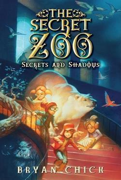 Secrets and Shadows book