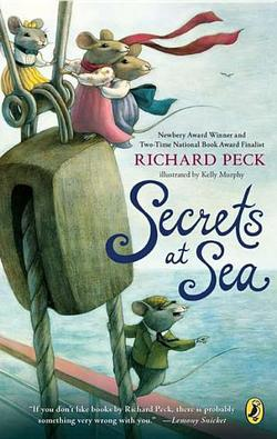 Secrets at Sea book