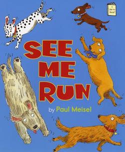 See Me Run book