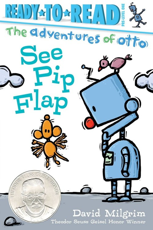 See Pip Flap book