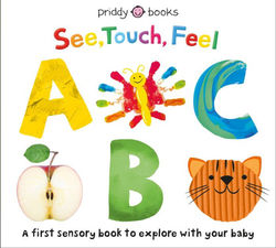 See, Touch, Feel: ABC book
