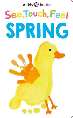 See, Touch, Feel: Spring book