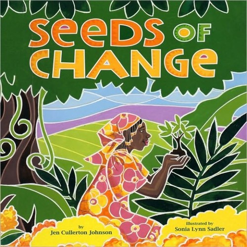 Seeds of Change: Planting a Path to Peace book