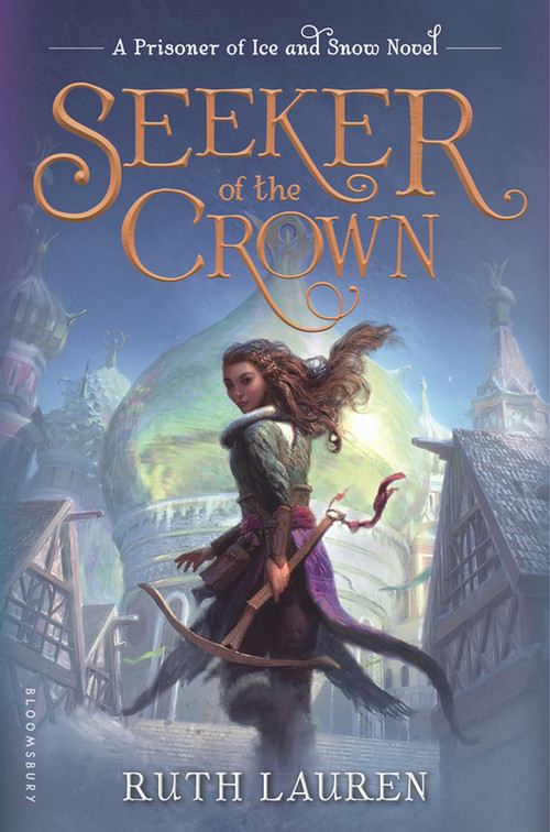 Seeker of the Crown book