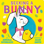 Seeking a Bunny book