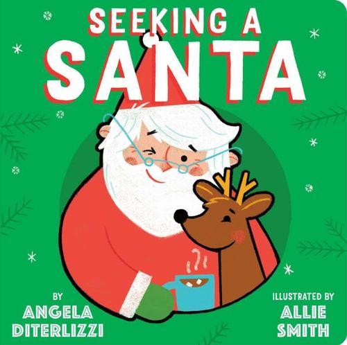 Seeking a Santa book