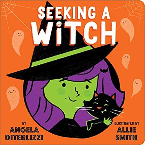 Seeking a Witch Book