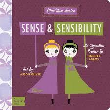 Sense & Sensibility book