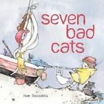 Seven Bad Cats book