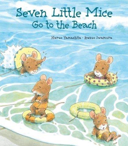 Seven Little Mice Go To The Beach book