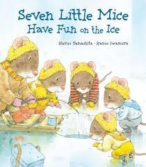 Seven Little Mice Have Fun on the Ice book