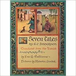 Seven Tales by H.C. Andersen book