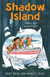 Shadow Island book