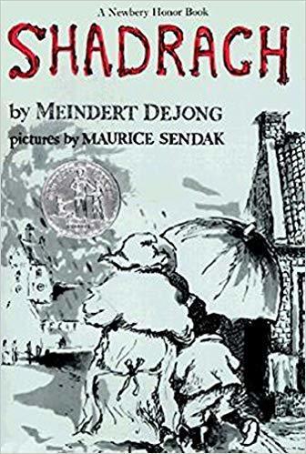 Shadrach book