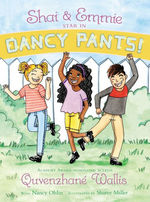 Shai & Emmie Star in Dancy Pants! book