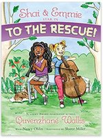 Shai & Emmie Star in To the Rescue! book