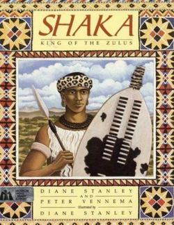 Shaka: King of the Zulus book