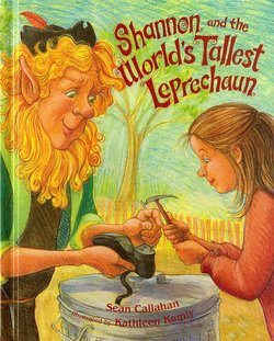 Shannon and the World's Tallest Leprechaun book