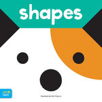 Shapes Lift & Learn book