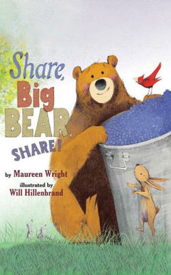 Share, Big Bear, Share! book